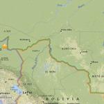 #ÚltimaHora Un sismo de magnitud 6,9 sacude frontera entre Perú y Brasil https://t.co/5AZavwO3IA