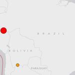 #ÚltimaHora El sismo en frontera entre Perú y Brasil tuvo magnitud 7,5 https://t.co/pUDGwsphe5 https://t.co/VX7u7F7JjO