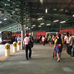 North-South Line breakdown: Snaking queues - some as long as 150m - at Yishun interchange https://t.co/lBXfb9WAIg https://t.co/jq3Dk1Ztck
