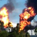 3 ambulancias de Cruz Roja trasladaron heridos al Hospital Pemex tras explosión de la refinería Salinas Cruz #Oaxaca https://t.co/DA323ucOt7