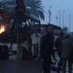 【New】チュニジアで大統領警護隊のバスが爆発、12人死亡 「卑劣なテロ」とカイドセブシ大統領 https://t.co/gUdnt6O8II https://t.co/mIEKNTvV3y