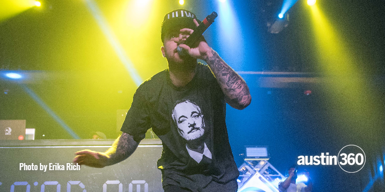PHOTOS: Mac Miller was Emo's last night and it was lit https://t.co/V6f1nz2sF1 https://t.co/fBOXqAfgV2