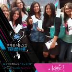¡Ellas ya tienen sus boletos de #PremiosTelehit gracias a @KotexMx! esten pendientes del #TourTelehitKotex https://t.co/fBEhfqUEtq