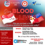 """""""To GOD be the GLORY"""" ALDUB BLOOD DRIVE at SG QRT, RT & SHARE @SGRedCross @MaineAlden16 @AngPoetNyo #ALDUBApproval https://t.co/DwbSQiSPvK"""