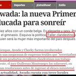 """Mensaje de Clarín al presidente electo: """"No te confundas, Mauricio. Acá mandamos nosotros. Esto puede ser noticia."""" https://t.co/lZKVvzZjvq"""