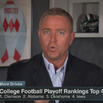 """""""I applaud the committee for recognizing how Oklahoma has been playing."""" - @KirkHerbstreit https://t.co/v0cEOJzBvM"""