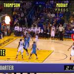Stephen Curry is so good that he's breaking NBA Jam. https://t.co/JGnMTD9MGR https://t.co/pnZNuFLlnj