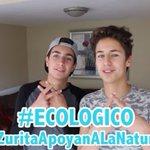 El mas guapo es @ElJuanpaZurita Nuevo vídeo vallan a verlo #LosZuritaApoyanALaNaturaleza https://t.co/O16YgchgOc https://t.co/VAbDdH9a5V