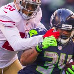 Like teammate Marshawn Lynch, Seahawks rookie Thomas Rawls craves contact. By @jaysonjenks: https://t.co/UhYKd3Owto https://t.co/jtWt3G1jrk