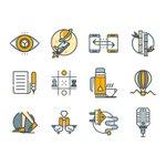 ⬇ Free download: Line icons set https://t.co/kTS5sgfb6G https://t.co/1lzwX2tDX8
