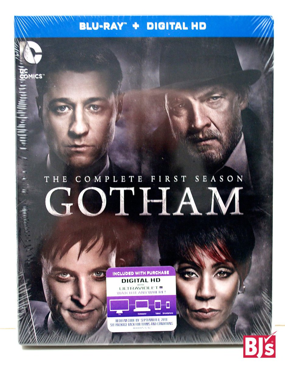 Calling all #Gotham fans! Follow & RT for your chance to #win Season 1. #BJsHolidays Rules: https://t.co/E85mK74J5V https://t.co/hdrQGRCu68
