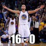 The Golden State Warriors just set a record for the best start in NBA history! Congrats! https://t.co/V2pHjCcUYA https://t.co/vS5q9L2OZV