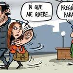 La viñeta de @OBichero del #25N #NoalaViolenciadeGenero Más viñetas aquí ▶ https://t.co/JGupzzZkgx https://t.co/K6zZb9V4UK