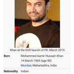 Mohd Aamir Hussain Khan & his Begam Kiran Khan leaving India bcoz Pakistan is ready to tolerate dem #BootOutSnapdeal https://t.co/FM5KOjBEk8