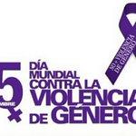 #NoalaViolenciadeGenero el 25N día mundial contra la violencia machista https://t.co/Nzd4ayY19E