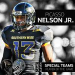 Congratulations to Picasso Nelson Jr., our Game Eleven Special Teams Player of the Game! #SMTTT https://t.co/uvBGekXdyz