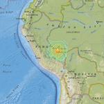 Sismo de magnitud 7,5 sacude el este de Perú https://t.co/GeE6qIwg8z https://t.co/GvB8IJ0RXE