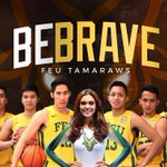 Dont forget to use our official hashtag, #BeBrave16! Go FEU! https://t.co/W7PBxW6ckl
