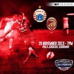 Mohon dukungan untuk pertandingan malam ini Persija vs. Sriwijaya. Semoga kita bisa raih poin penuh🙏🏾! #GuePersija https://t.co/MEatihuns9