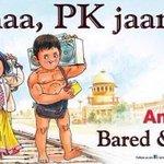 Epic Trolling By Modi Agent @Amul_Coop! Shows d Way 4 @aamir_khan @ikiranrao! Pack 4 Syria/Pak! #AamirInsultsIndia https://t.co/7PLzyZgBt6