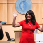 First #Latina elected to @SeattleCouncil, @MLorenaGonzalez sworn in at #Seattle City Hall. https://t.co/gzNxqadhug https://t.co/UYts0KSmfg