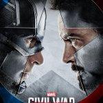 Divididos caeremos. Primer póster oficial de Captain America #CivilWar para el mercado estadounidense. https://t.co/f80r6VNJ0n
