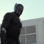 Black Panther looks GREAT #CivilWar https://t.co/wqRs1wiMtA