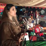 #PTI MNA Ayesha @gulalaiwzr addressing a corner meeting in UC Chak Shahzad foor ISB LBEs https://t.co/rPbpEUn9rs