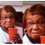 Grandma: listen to ya momma and sit down!! Me: listen to ya doctor and take ya damn pills #ThanksgivingClapBack https://t.co/YHQWX6sK7J