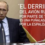 #Putin: Sabemos que exportan crudo a Turquía desde territorios ocupados por Estado Islámico https://t.co/p5bYtt0vbd https://t.co/HNmF8JKpk2