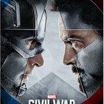 New @CaptainAmerica #CivilWar poster dropped too... https://t.co/isLNwPN60q