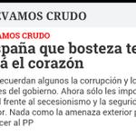 Veo las encuestas electorales y lo confirmo..... España esta.podrida hasta el tuétano.... #SinPalabras https://t.co/bHtwnSqrC3