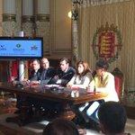 #ConcejalaIgualdad @Vickyquinta agradece la presencia de entidades y colectivos en acto #ContralaViolenciadeGenero https://t.co/i91NtXcfg6