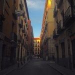 Me gusta amanecer contigo #madrid ¡Bueno días! #felizmiércoles https://t.co/sLV7TghRrX