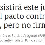 Está claro que Pablo Iglesias prefiere pactar con Bildu antes que firmar el pacto antiyihadista Muy triste ???? https://t.co/ISKSTE8GlI
