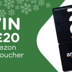 One month to go! RT & follow for the chance to win a £20 Amazon voucher. #Winitwednesday Ends 23:00 25/11 https://t.co/fhJXcQ0Imo