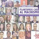 Nosotros/as #PlantamosCaraAlMachismo y pedimos q se eleve la violencia machista a la categoría de #CuestionDeEstado https://t.co/evWMhp1OQX
