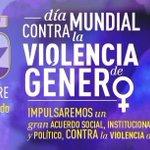 Hoy es #25N y conmemoramos el #DiaContralaViolenciadeGenero. Para el @PSOE, una #CuestionDeEstado https://t.co/2L4WrmutXZ