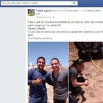 Fã de Wesley Safadão atola carro no Ceará e recebe ajuda do ídolo; vídeo https://t.co/H5gOy7bCH0 #G1 https://t.co/80jHSqHFfj