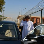 Earlier today chairman @ImranKhanPTI at Haji Airport Lahore..#PTIYouthConvention https://t.co/vIrjhGePNW
