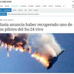 Y seguimos con la bonita foto de una maniobra en una exhibición aérea... #Periodismo @elmundoes https://t.co/AIv2VfcmoS