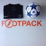 RT & Follow @Footpack pour gagner #OfficialMatchBall en cas de but(s) de Zlatan face à Malmö ! #PSG #MALPSG #UCL https://t.co/1tdg9uDgT2