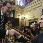 Rajoy dijo sí a Bertín Osborne hace un mes mientras daba largas al debate con Sánchez https://t.co/PxMgIEUYTV https://t.co/5oF4gfaxtU