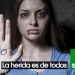 #NoalaViolenciadeGenero Cuando te maltratan, la herida es de todos... No lo toleres ¡Denuncia! #Enfermeria #25N https://t.co/12LZPwPb0P