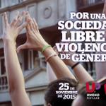 Por un #NuevoPaís sin violencias machistas y con igualdad real. 25N #NoalaViolenciadeGenero https://t.co/bT2a7HJnsg