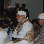 President and PM @narendramodi in the Gurbani Recital held on occasion of Guru Nanak Dev Jayanti at @RashtrapatiBhvn https://t.co/KIlaLfM38Q