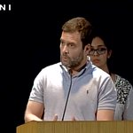 Today our Prime Minister has killed RTI: Rahul Gandhi https://t.co/PGh4sZitDP