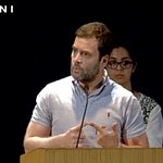 if you look at 80s we came with idea of computers & telephone which you have in your pockets today: Rahul Gandhi https://t.co/rQIxkxfXaf