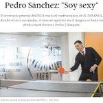 """El PSOE maneja """"Im sexy and i know it"""", como posible lema electoral para movilizar el voto de la izquierda guapa. https://t.co/5ifP9SIaI7"""
