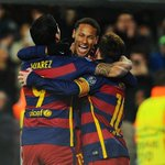 Messi-Suarez-Neymar vs Trisula Barcelona Lainnya https://t.co/DwiDvCiM2y via @detiksport https://t.co/gmnrgOjSBO
